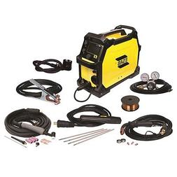 ESAB Rebel EMP 215ic MIG/Stick/Tig Welder
