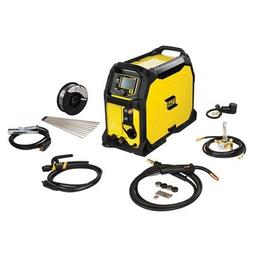ESAB Rebel EMP 235ic Multi-Process Dual-Voltage MIG, Stick,