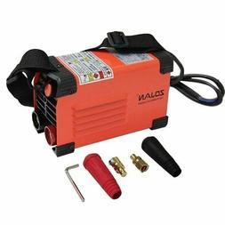 Red Handheld Mini MMA Electric Welder 220V 20-250A Inverter
