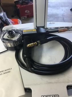 Lotos Spool Gun Aluminum Welding MSG094 W/wire For Lots Weld