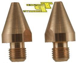 Spot Welder STD Tips 476-040211 for Miller-TT-6, TT-9 and G7