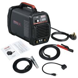 160 Amp Stick ARC DC Welder 115/230V Dual Voltage Welding Ma