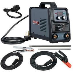 160 Amp Stick/Arc/MMA DC Inverter Welder 110/230V Dual Volta