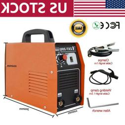 200Amp Stick ARC Welder Inverter Welding Machine 220V Invert