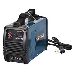 160 Amp Stick MMA Arc DC Welder 115/230V Dual Voltage Weldin