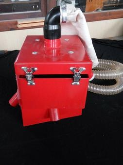 submerged arc welding flux recovery equipment saw