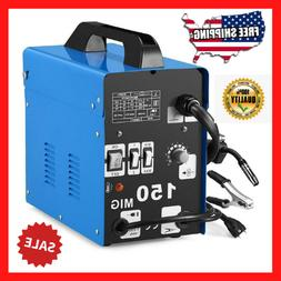 Sungoldpower 150a Mig Welder Automatic Feed Mig Flux Core Wi