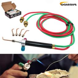 The Little Torch Portable Acetylene Oxygen Torch Soldering,