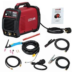 TIG-165, 160 Amp TIG Torch High Frequency Start with Stick A