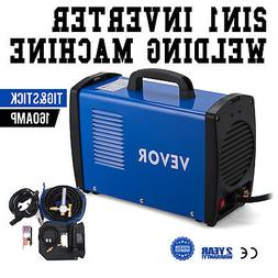 TIG 160 Amp Torch ARC Stick DC Welder 110/230V Dual Voltage