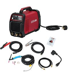 TIG-185 180 Amp HF-TIG Torch/Stick/Arc Welder 115 & 230V Dua