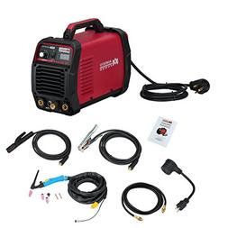 TIG-205 200 Amp HF-TIG ARC Stick DC Inverter Welder 110/230