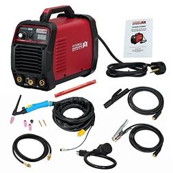 Amico TIG-225 / 220 Amp HF TIG Torch/Stick/Arc Welder 115 &