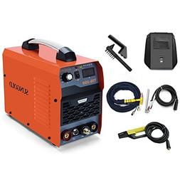 SUNGOLDPOWER 200Amp TIG ARC MMA Stick IGBT DC Inverter Welde