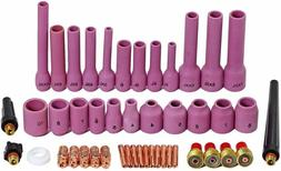 TIG Gas Lens Collet Body Assorted Size Fit TIG Welding Torch