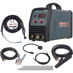 TIG-205HF, 205 Amp TIG Torch Stick Arc DC Inverter Welder, 1
