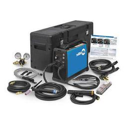 MILLER ELECTRIC TIG Welder,Maxstar 161 STL Series, 907710002