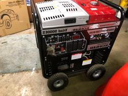 Falcon power Triad 9000ES 3 in 1 welder, generator, compress