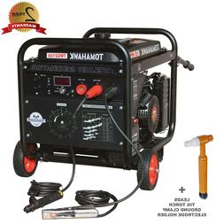 TWG210A 15 HP EPA Gas Engine 2,000 Watt AC/DC Welder Generat