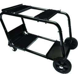 Universal Heavy Duty Steel Welding Cart Wire Fed Mig Welder