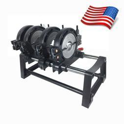Universal Welder Equipment!4 Clamps Pipe Fusion Welder 2.48-