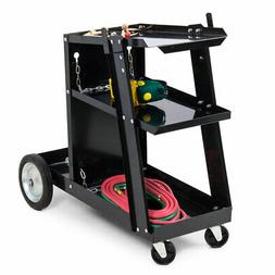 Universal Welding Cart For MIG MAG ARC Welding Machine Welde