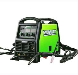 Titanium Unlimited 200 Professional Multiprocess Welder with