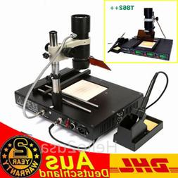 Upgrade T862++ BGA IRDA Infrared Welder Rework Station Solde