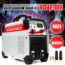 US 110-560V 315 AMP ARC Force MMA IGBT Inverter Welder Weldi