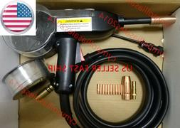US SELLER 10' MIG Spool gun fit Lincoln Pro-mig 140/140T,Wel