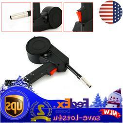 USA stock mig gun head MIG Spool Gun Speed Adjust 24V Wire F