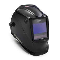 Lincoln Viking 2450 Black Auto Darkening Welding Helmet w/4C