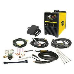 ESAB W1006313 ET 141i AC/DC TIG/Stick System with Foot Contr