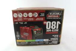 Lincoln Electric Weld Pack HD Feed Welder Core Wire Portable