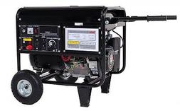 Welder and Generator Combo - Gas - 4000 W - 120 Volts - 6.5