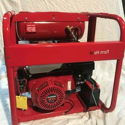 Welder, Generator, Air Compressor and Battery Charger, 4 In
