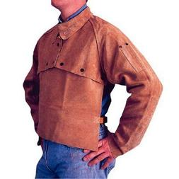 Welder's Leather Cape and Sleeves XL
