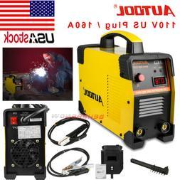 Welder Machine 110V IGBT MMA ARC Inverter Welding Machine Di