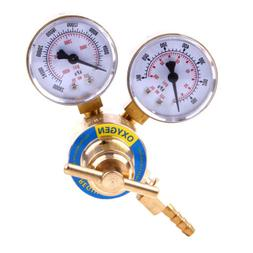 Welding Gas Welder Oxygen Regulator Oxy For Torch Cutting Ki