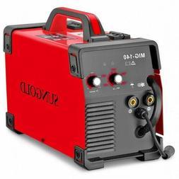 Sungoldpower Welding Machine 140Amp MIG Welder 110/220V IGBT