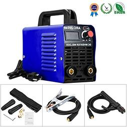 Welding Machine ARC 200 IGBT Inverter Welder, AC DC 110V 200