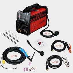Welding Machine Multi-Process 110/230-V Dual Voltage Over Cu