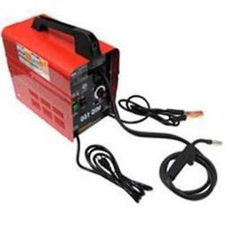 90 Amp 120v Wire Feed Portable Mig Welder Non Gas Welding Fa