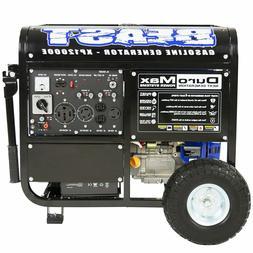 DuroMax XP12000E 12000 Watt Portable Gas Electric Start Gene